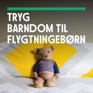 Tryg barndom til flygtningebørn